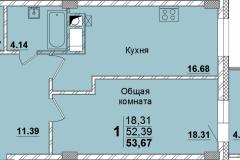 1комн-53.67